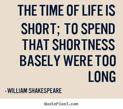 OF LIFE IS 