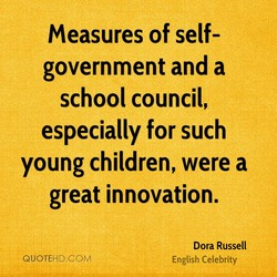 measures of self- 