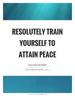 RESOLUTELY TRAIN 