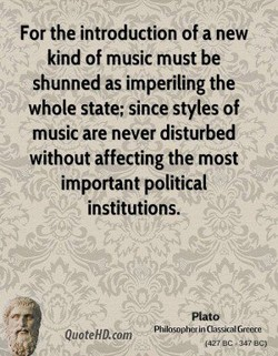 For the introduction of a new 
