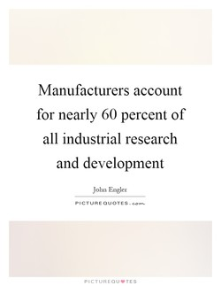 Manufacturers account 