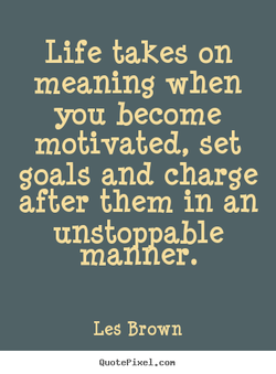 Life takes on 
