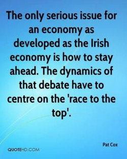 The only serious issue for 