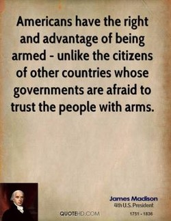 Americans have the right 