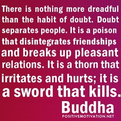 There is nothing more dreadful 