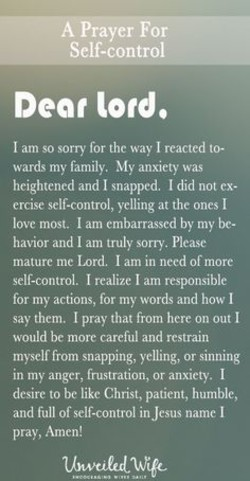 A Prayer Fok 