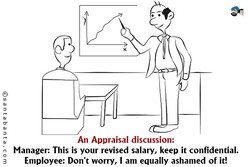 An Appraisal discussion: 