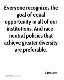 Everyone recognizes the 
