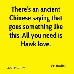 There's an ancient 