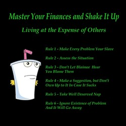 Master Your Finances and Shake It up 