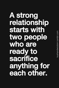 A strong 