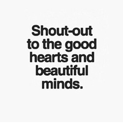Shout-out 