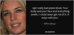 I get really bad plane bloat. Your 