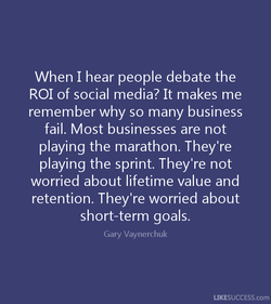 When I hear people debate the 