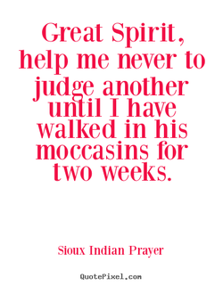 Great Spirit, 
