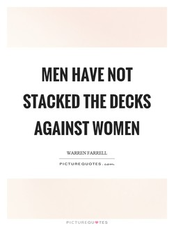 MEN HAVE NOT 