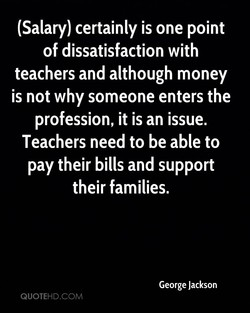 (Salary) certainly is one point 
