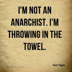 I'M NOT AN 