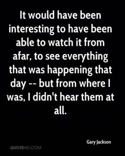 It would have been 