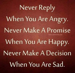Never Reply 