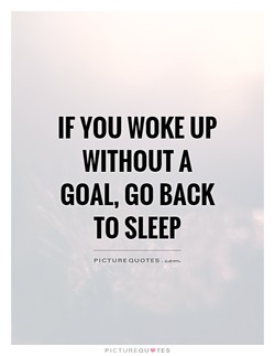 IF WOKE UP 