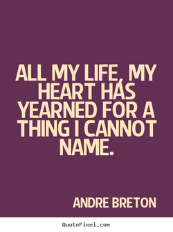 ALL MY LIFE MY 
