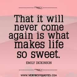 That it will 