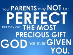 PARENTS ma NOT be 