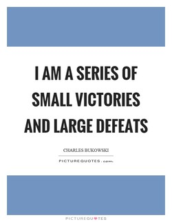 I AM A SERIES OF 