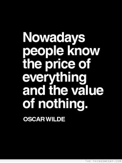 Nowadays 