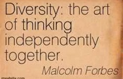 Diversity: the art 