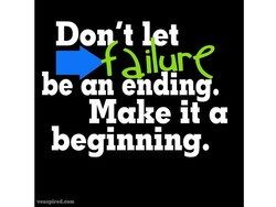 be an ending. 