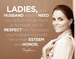 LADIES, r 