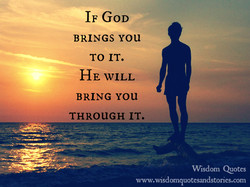 IF GOD 
