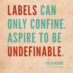 LABELS CAN 
