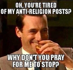 OH, YOU'RE TIRED 