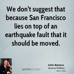 We don't suggest that 