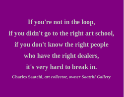 If you're not in the loop, 