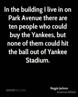 In the building I live in on 