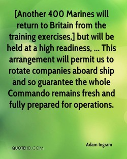 [Another 400 marines will 