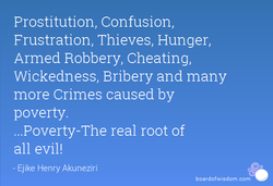Prostitution, Confusion, 