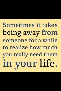 Sometimes it takes 