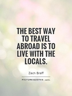 THE BEST WAY 