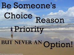 Be Someone's 