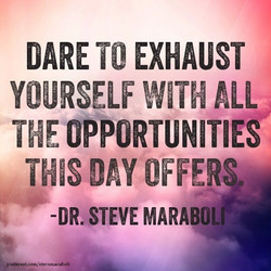 DARE TO EXHAUST 