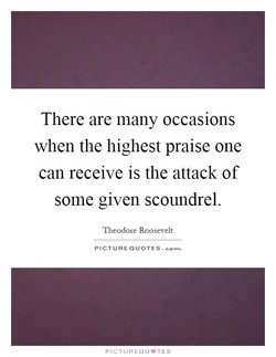 There are many occasions 