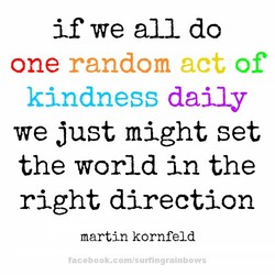 if we all do 