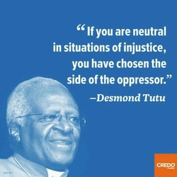If you are neutral 
