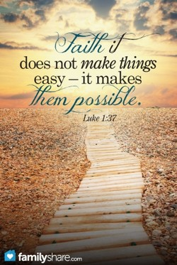 does not make things 