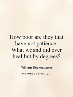 How poor are they that 